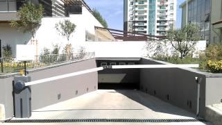Bariyer sistemi ve Seksiyonel Garaj Kapısı