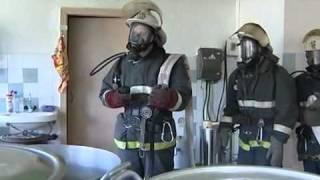 Пожарные Учения В Школе
