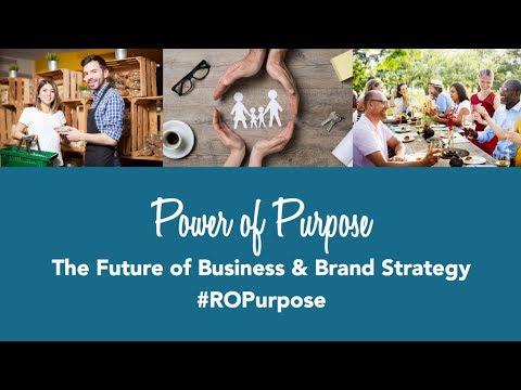 March 2017 Power of Purpose Webinar