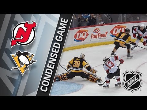 03/23/18 Condensed Game: Devils @ Penguins