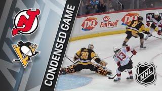 03/23/18 Condensed Game: Devils @ Penguins
