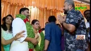 Actor Dileep ties knot with Actress Kavya Madhavan