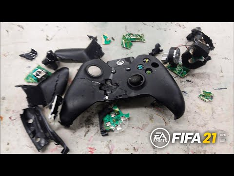 FIFA 21 FUT CHAMPS RAGE *never playing again*  