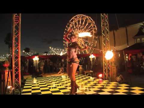 Zen Arts Performs, The Pike Event Gala, Long Beach