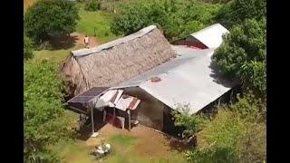 Gracias a paneles solares, llega la electricidad a cientos de familias en Vichada