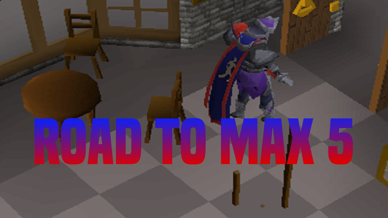 [OSRS] Road to Max and all Pets 5