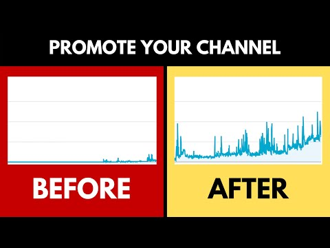 How to Promote Your YouTube Videos & Channel (NEW 2020 Method)