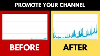 How to Promote Your YouTube Videos & Channel (NEW 2021 Method)