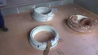 видео Металлопластиковые трубы Henco
