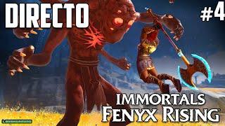 Vídeo Immortals Fenyx Rising