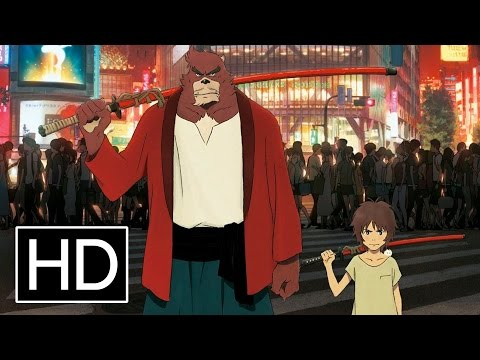 The Boy and The Beast - Official Trailer