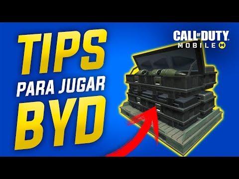⭐PRO TIPS, CLASES, VENTAJAS Y TRUCOS Para Jugar BUSCAR Y DESTRUIR😱 Call Of Duty Mobile En Español