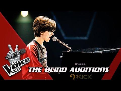 Tamsen - 'Dance Monkey' | Blind Auditions | The Voice Kids | VTM