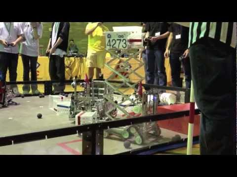 Thermopolis Team 4273 at Wyoming FTC 2012 State Championship