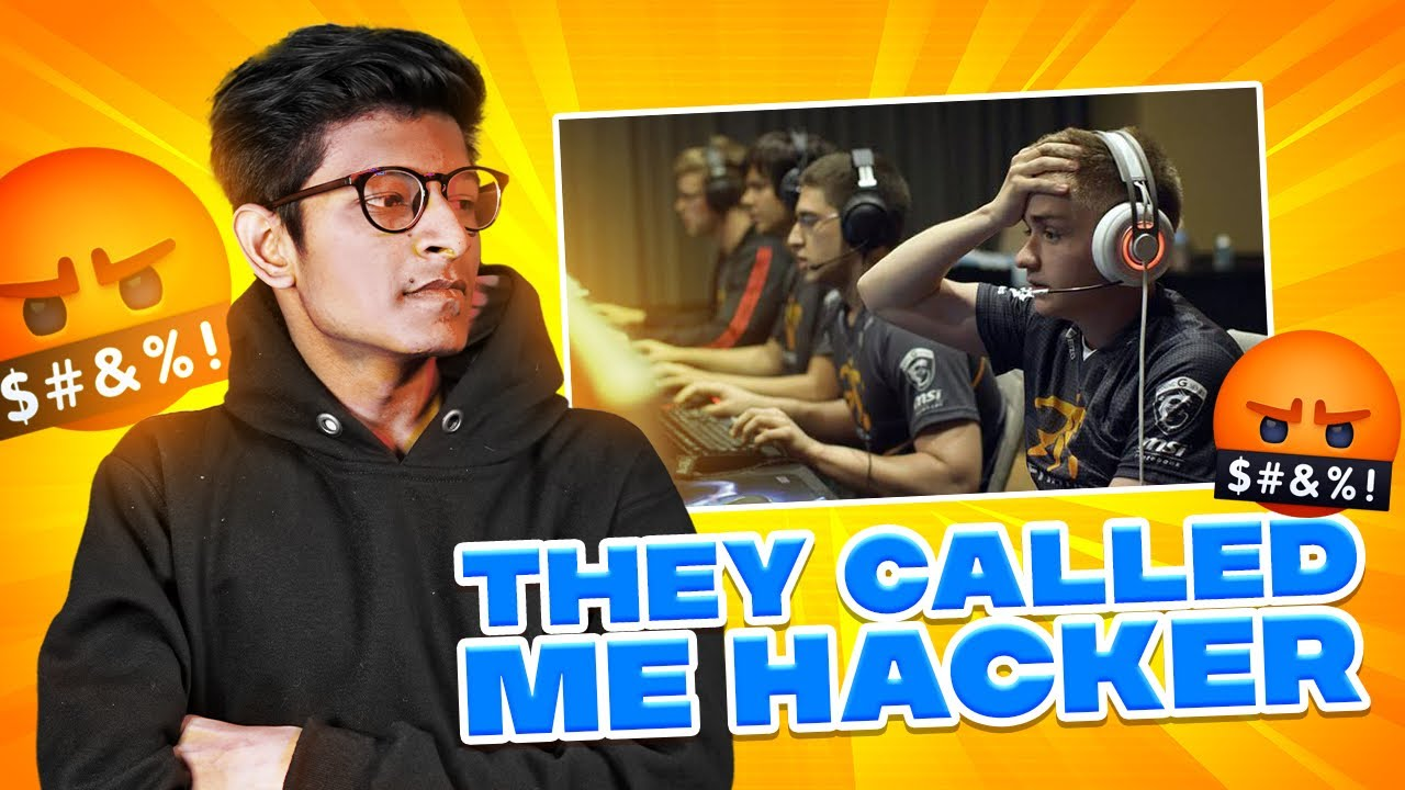 🤬 They Called Me HACKER - Battleground Mobile India - Legend X