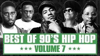 90's Hip Hop Mix #07 |Best of Old School Rap Songs | Throwback Rap Classics | Westcoast | Eastcoast