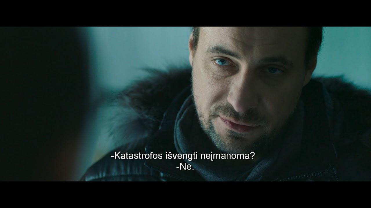 JUODRAŠTIS - fantastinis veiksmo ir specialiųjų efektų filmas - kinuose nuo birželio 1 d.