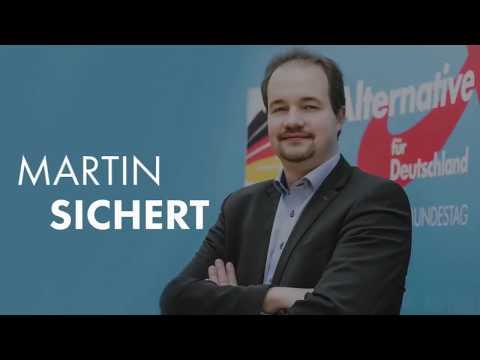 Bundestag. AfD-Abgeordnete schlechter als Abgeordnete der Altparteien. Martin Sichert AfD 22.11.2019
