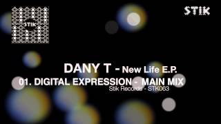Dany T - Digital Expression (Main Mix)