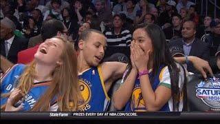 【ステファンカリー】カリーがモテる理由。-Stephen Curry funny moments -