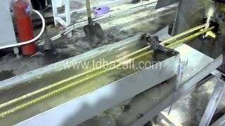 Линия для производства стеклопластиковой арматуры(, 2014-01-24T08:40:43.000Z)