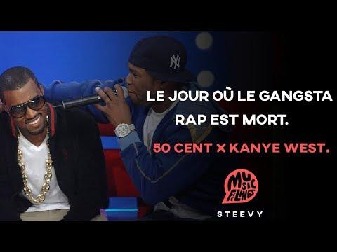 [LaStory] 50 Cent vs Kanye West : Le jour où le gangsta rap est mort.
