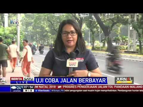Uji Coba Jalan Berbayar Mulai 14 November Besok Mp3