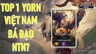 Team 3AD nhưng có Top 1 YORN Việt Nam leo rank cao thủ sẽ như thế nào? Chúc Fan đi nghĩa vụ quân sự