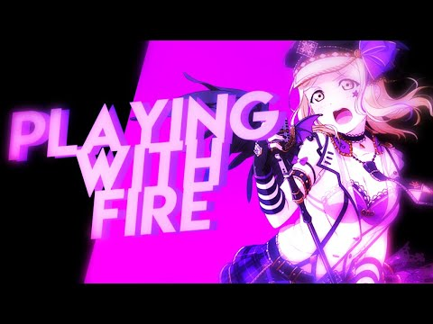 ✧ { Mep Part } Playing with Fire / Mari Ohara