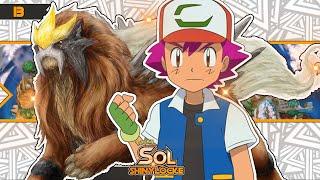 Pokémon Sol Shinylocke Ep.13 - ME SACA ESTE LEGENDARIO RANDOM PARA REVENTARME