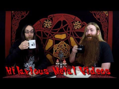 Hilariously Bad Metal Music Videos