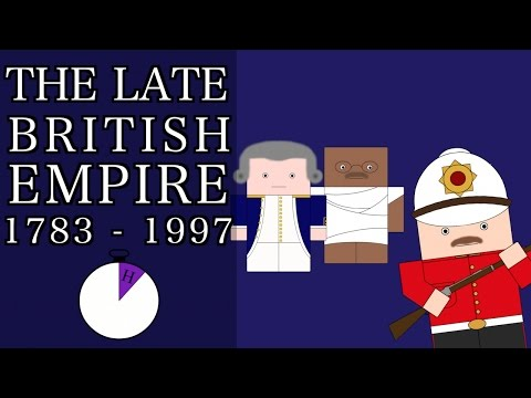 Ten Minute History - The Late British Empire (Short documentary)