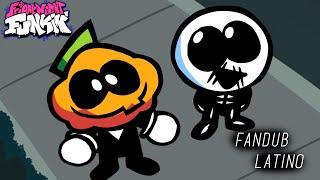 Friday Night Funkin Animacion: Skid and Pump Vs Boyfriend