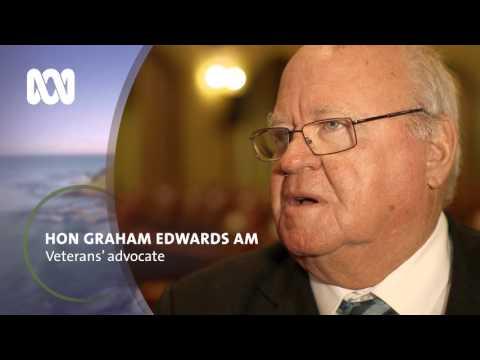 Hon Graham Edwards AM 2016, WA Senior Australian of the Year
