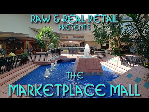 The Marketplace Mall - Raw & Real Retail