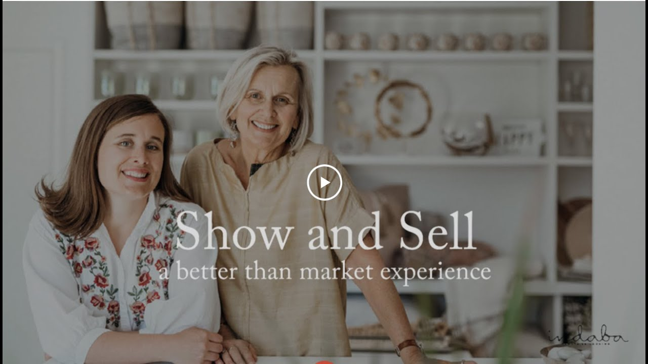 Indaba - Show and Sell
