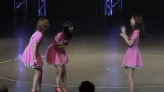 MAX - 情熱のZUMBA & GET MY LOVE! & TORA TORA TORA / 2014.12.28 RISING福島復興支援コンサート 舞浜アンフィシアター