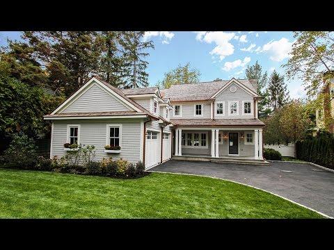 18 Lynden Street Rye NY Real Estate 10580