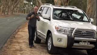 Zoom TV on 7mate Ep. 3 - Toyota Landcruiser Sahara