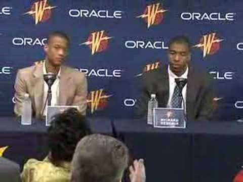 2008 Draft Picks Introductory Press Conference