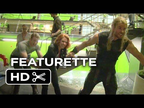 Avengers: Age of Ultron Featurette - Re-Assembled (2015) - Scarlett Johansson, Chris Evans Movie HD