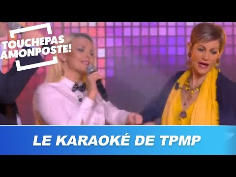 """Le karaoké de TPMP : """"Je joue de la musique"""" de Calogero"""