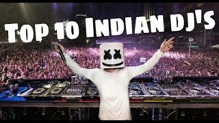 top 10 Famous dj's of INDIA - Stafaband