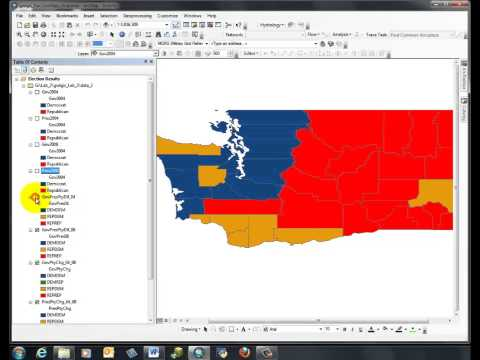 Repair Data Sources | a GIS Video Tutorial by Gregory Lund