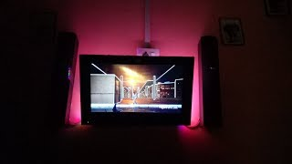 How to install Led lights on Led TV