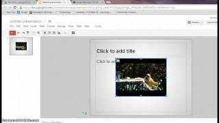 Google Drive - Adding Videos to Presentations(A short tutorial on how to add a video to a google drive presentation., 2013-03-03T17:13:43.000Z)