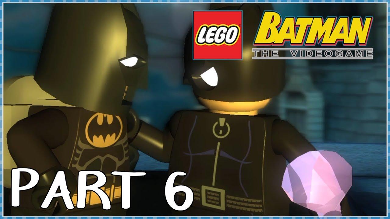 LEGO Batman The Videogame Co-op Playthrough Part 6 - Get ...