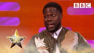 Kevin Hart's intense rivalry with a racist camel filming Jumanji  | The Graham Norton Show - BBC