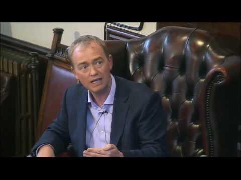Tim Farron MP | Cambridge Union