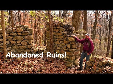 Searching For Abandoned Ruins ~ Neversink Mountain Preserve